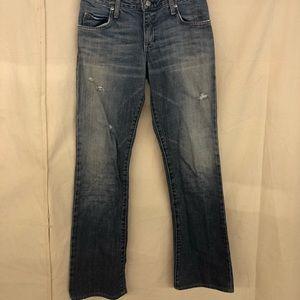 New retro Paper, Denim, & Cloth boot cut jeans